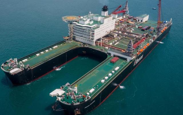 Αυτό είναι πλέον το μεγαλύτερο πλοίο στον κόσμο