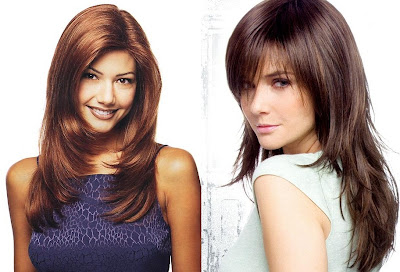 gaya+tatanan+rambut+model+layer+haircut
