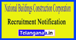 National Buildings Construction Corporation NBCC Recruitment Notification 2017