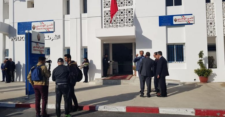 مديرية الحموشي تعزز مصالحها بمقر أمني جديد بميناء طنجة المدينة