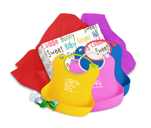 TPE Baby Bibs ~ The Best Thing Since Disposable Diapers!