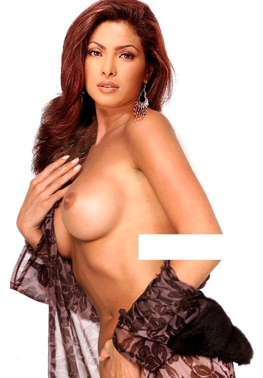 Priyanka Chopra Naked Boobs