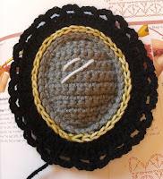 Grimm's Tales Mirror in DK yarn