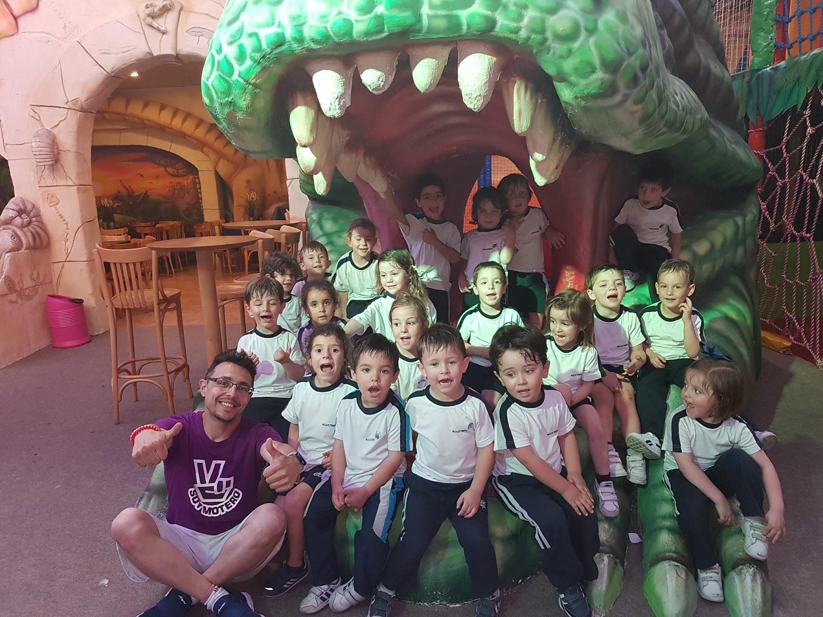 Agustinas Valladolid - 2017 - Infantil 5 - Indiana Bill