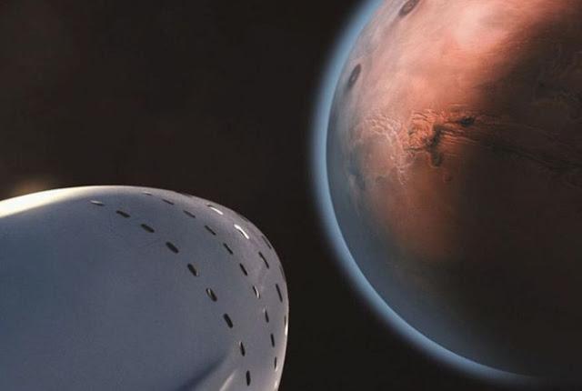 Mimpi Tinggal di Mars Bakal Segera Terwujud