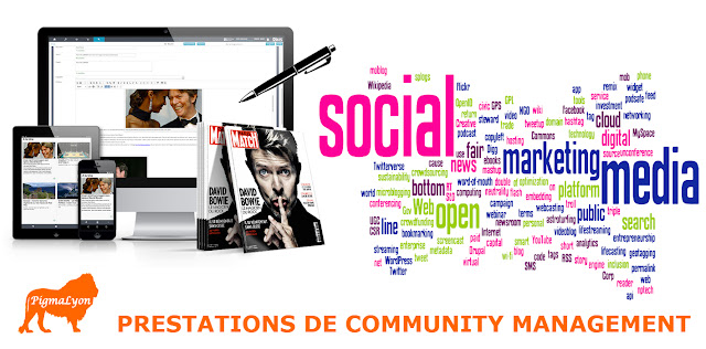 prestations de community management
