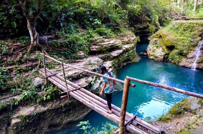 cancalanog falls