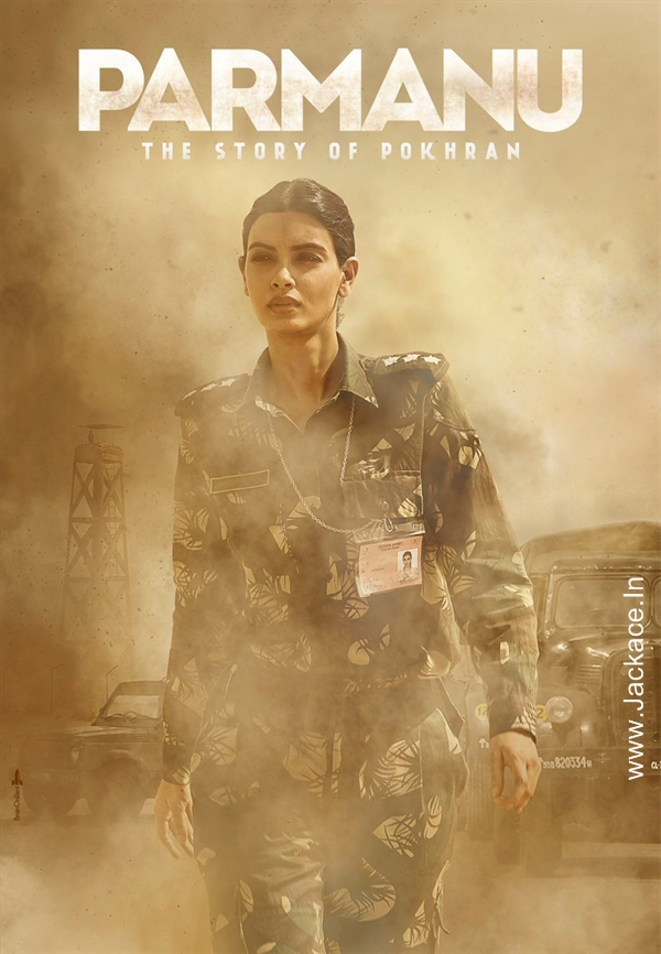 Parmanu The Story Of Pokhran First Look Poster 3