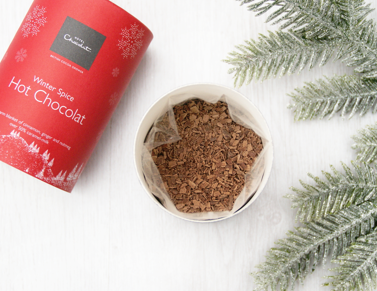Hotel Chocolat Winter Spice Hot Chocolate Review | A