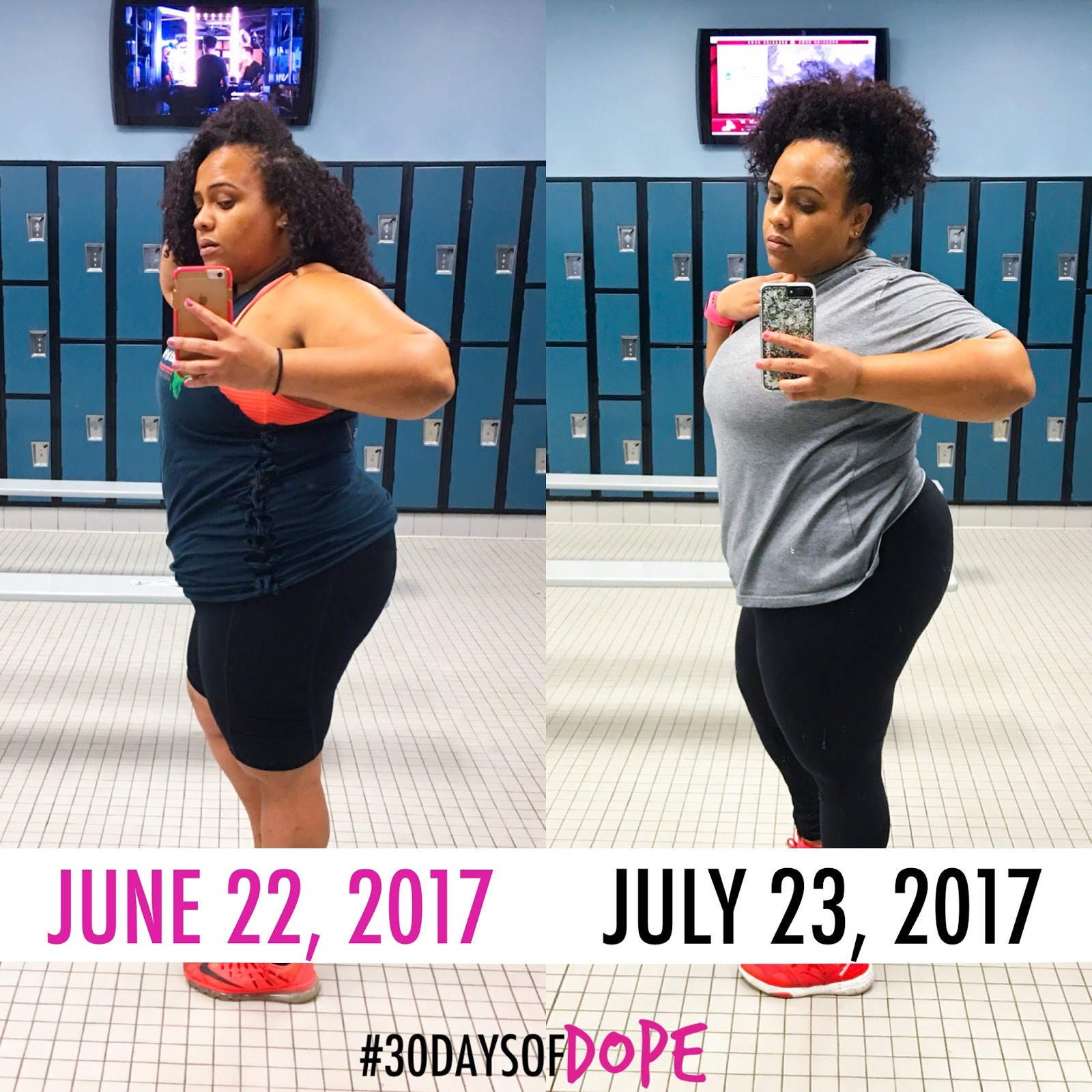 #30DaysofDope - July 2017 Update