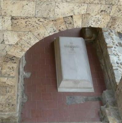 Гробът на Цар Калоян