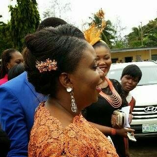 toyosi akereke wedding pictures