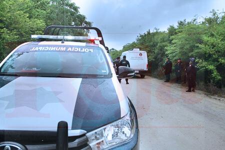 Hallan a 3 descuartizados en 'Hueso Blanco', Puerto Morelos
