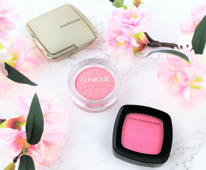 the best blushes for fari skin this spring from hourglass and clinique and eddie funkhouser
