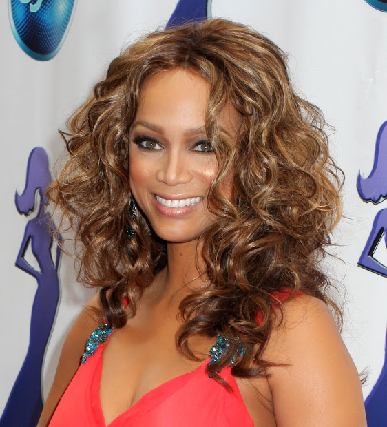 hollywood trendy tyra banks hairstyles