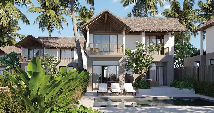 Biệt thự biển Sun Group Bãi Khem Phú Quốc