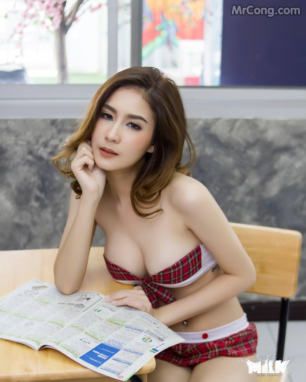 Image Nguoi-mau-Thai-Lan-Thanyarat-Rodpol-MrCong.com-001 in post Người đẹp Thanyarat Rodpol thả rông vòng một mê hoặc mọi ánh mắt (34 ảnh)