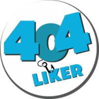 404 FB Liker