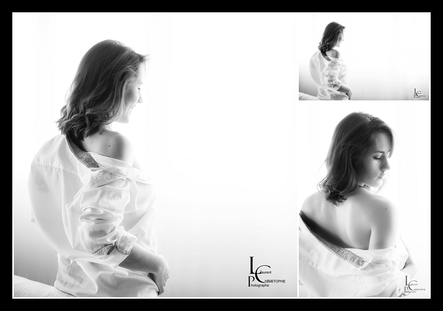 shooting Boudoir Le Mans - Laurent CHRISTOPHE Photographe