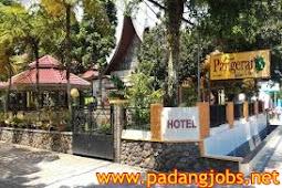 Lowongan Kerja Padang Panjang November 2017: Hotel Pangeran