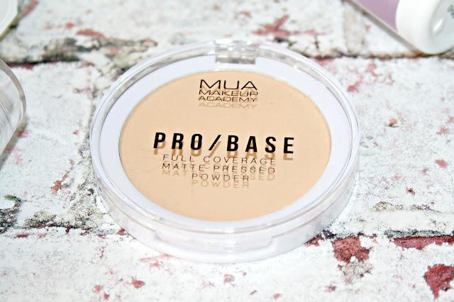 MUA Pro Base Products