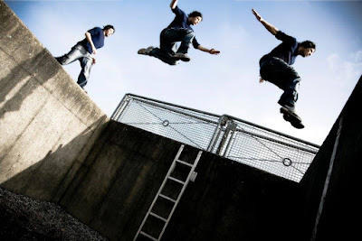 Parkour y freerunning