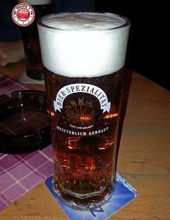 Cerveza en Zipfer Brau, Salzburgo