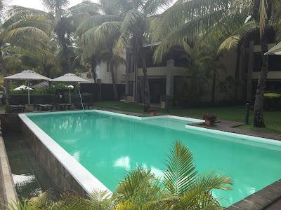 Mauritius Trou aux biche Appartement Bel Azur  pool - webook.ch
