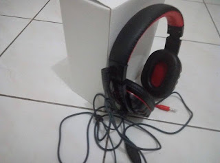 Review headset kinbas VP X9