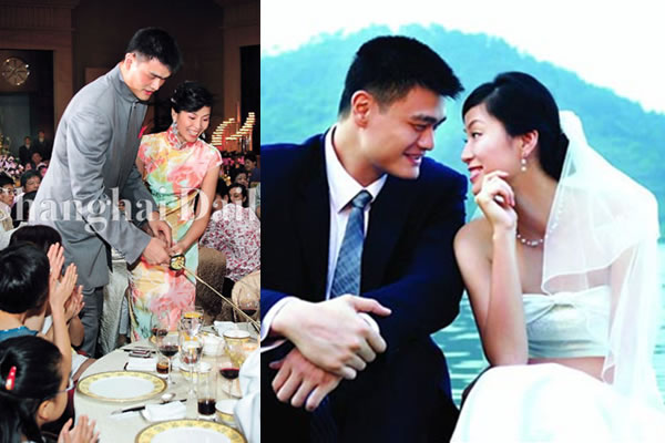 Yao Ming Height Weight Waist Chest Neck Shoe Size
