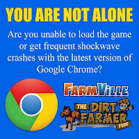 Shockwave Flash crashes and slow gameplay using the latest version of Google Chrome