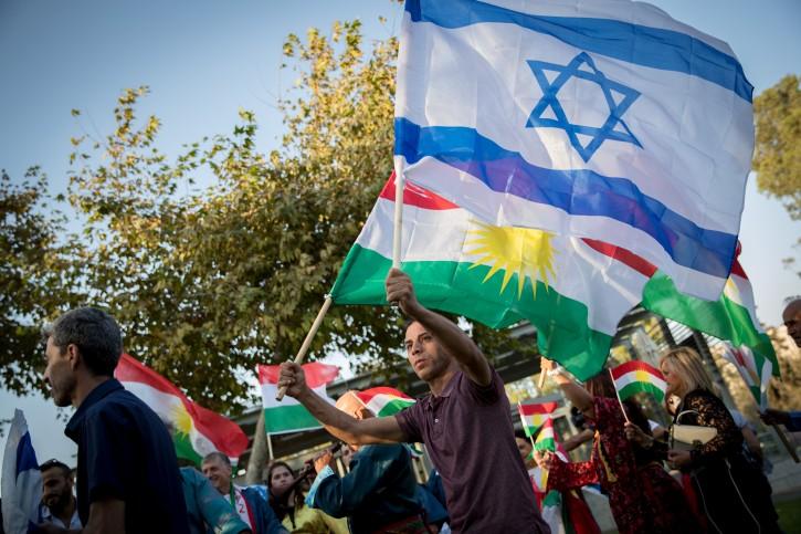 Mengapa Israel Mendukung Kurdistan Medeka?