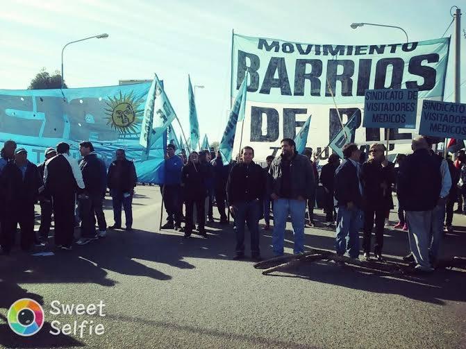 Jornada Nacional de protesta en defensa del trabajo, NO A LOS DESPIDOS!