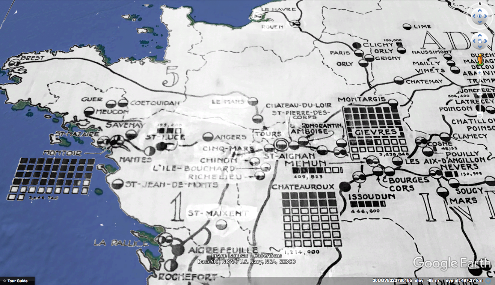 The Digital Military Historian Aef Supply Maps World War I