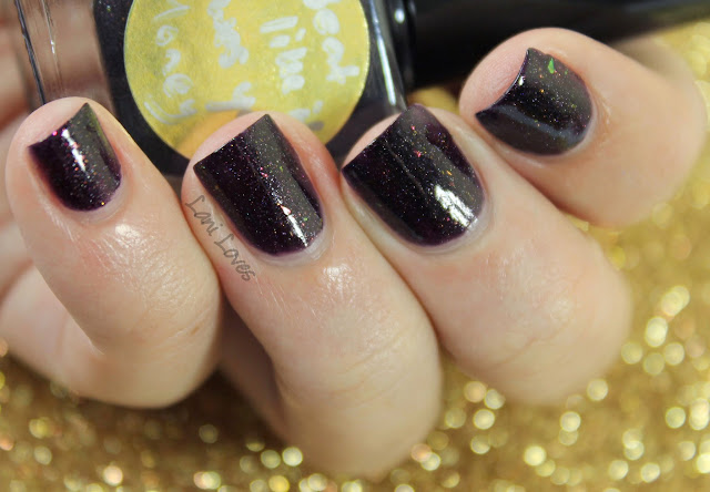 NZ Indie Polish Month: Star Kin Beat It Like It Owes You Money Swatches & Review