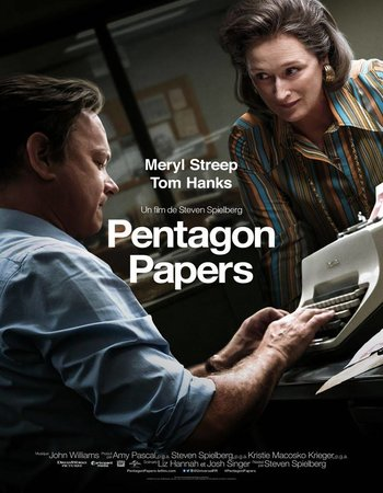 The Post (2017) English DVDScr