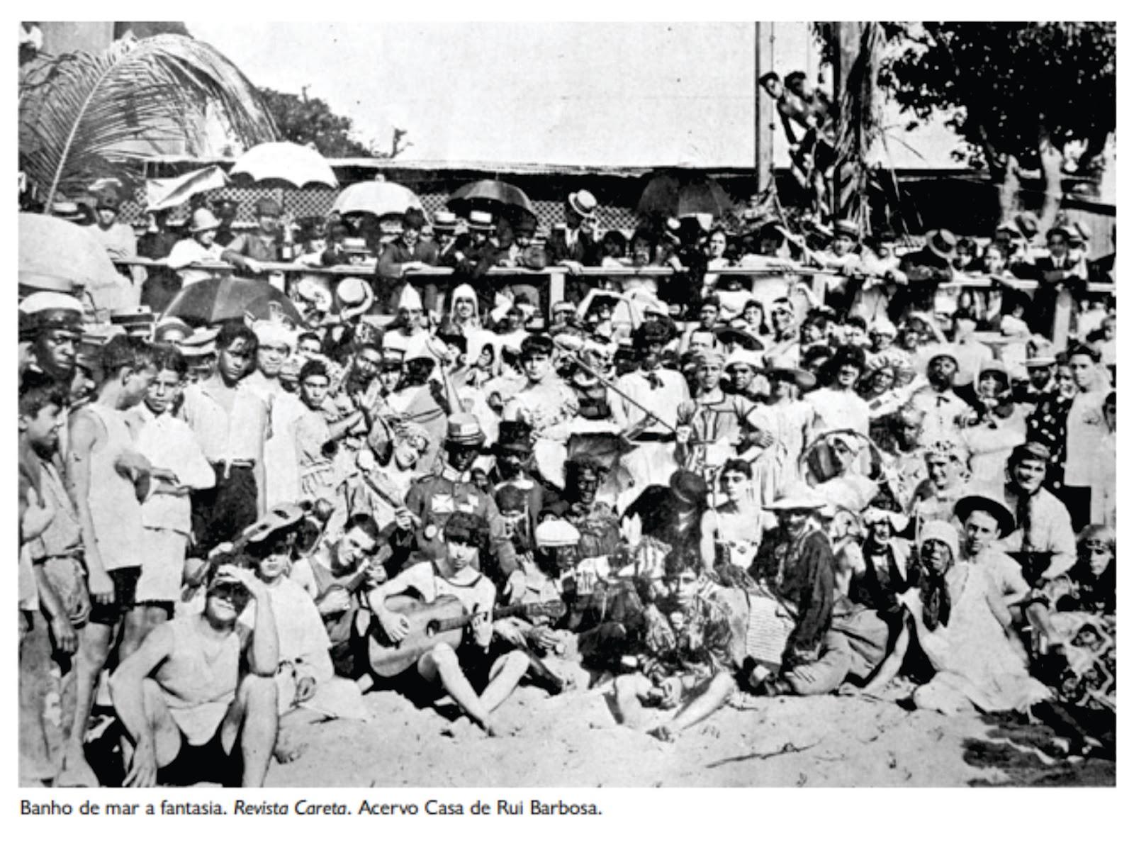 RIO... que mora no mar: O Carnaval de 1919... há 100 anos!