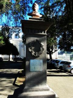 Busto de Julio de Castilhos, Garibaldi