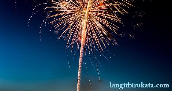 Ucapan Selamat Tahun Baru Bahasa Inggris