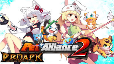 Pet Alliance 2