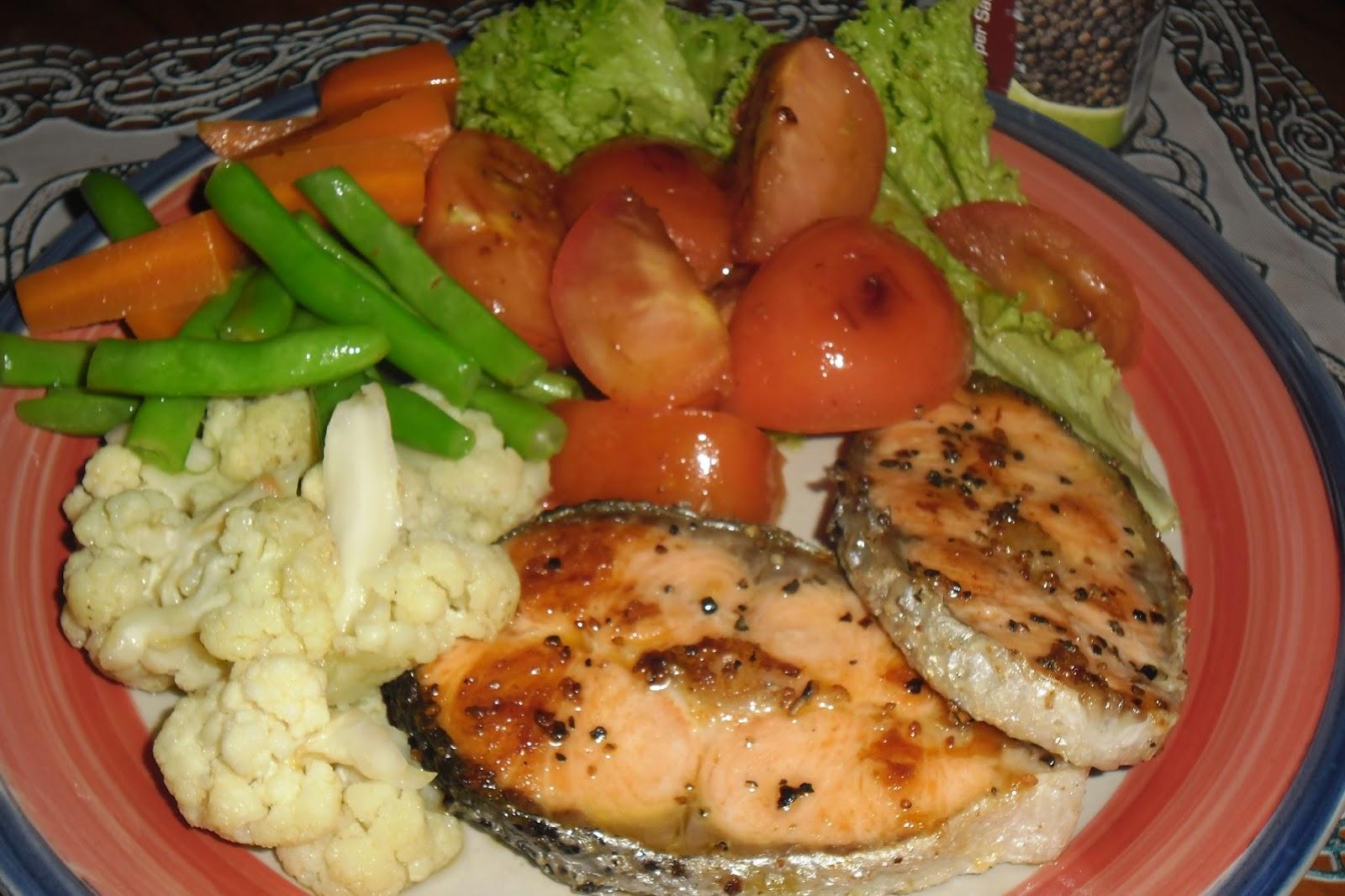 Resepi Ikan Salmon Grill Untuk Bayi Brad Erva Doce Info