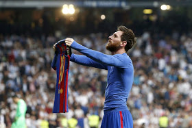 "Spain's FC Barcelona extended the contract of Argentian star Lionel Messi until June 30, 2021.   The club made the announcement on Wednesday, just days after he wed his childhood sweetheart Antonella Roccuzzo in Argentina.  ""The deal will be signed in the coming weeks, when Messi returns to the team for pre-season training,"" the club said in a statement.  Messi, who turned 30 last month, is Barcelona's all-time leading scorer with 507 goals in 583 matches.  His titles with the club include four Champions League trophies, eight Spanish league titles and five Copa del Rey titles."