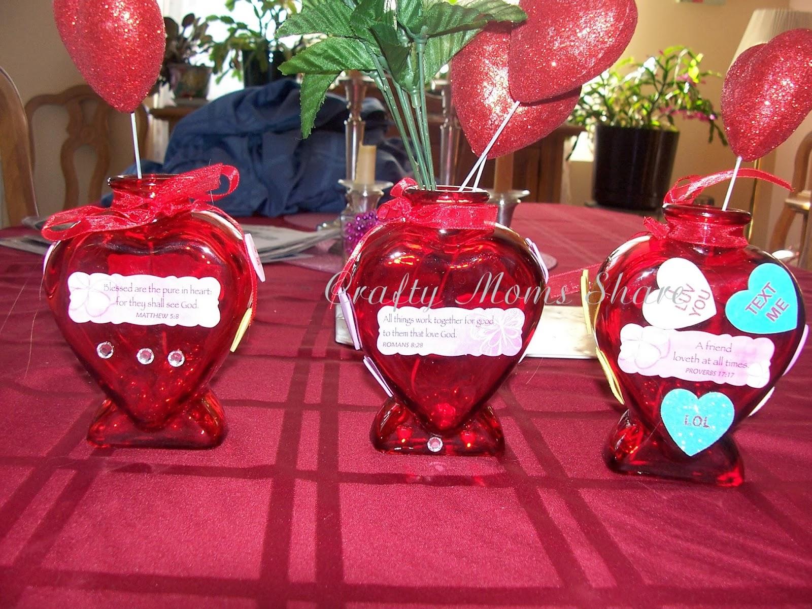 Crafty Moms Share Valentine S Day Crafts