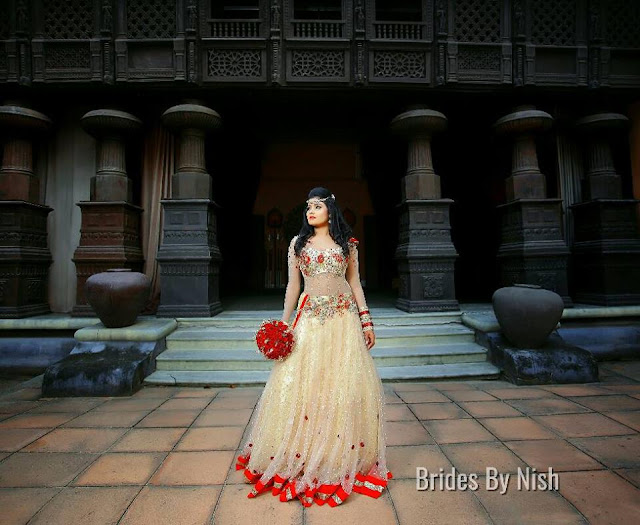 Teledrama Artist Geethika Rajapaksha's Home Coming