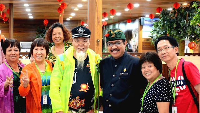 Pekerjakan WN Cina, Wagub Bali Sidak Toko di Benoa