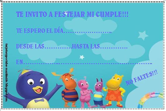 Tarjetas Y Postales Tarjetas De Cumple Invitaciones
