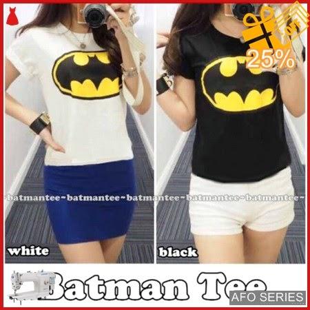 AFO237 Model Fashion Batman Tee Modis Murah BMGShop