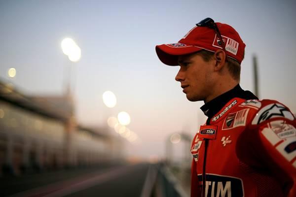 Resmi Stoner menjadi Ambassador dan tes rider untuk Ducati