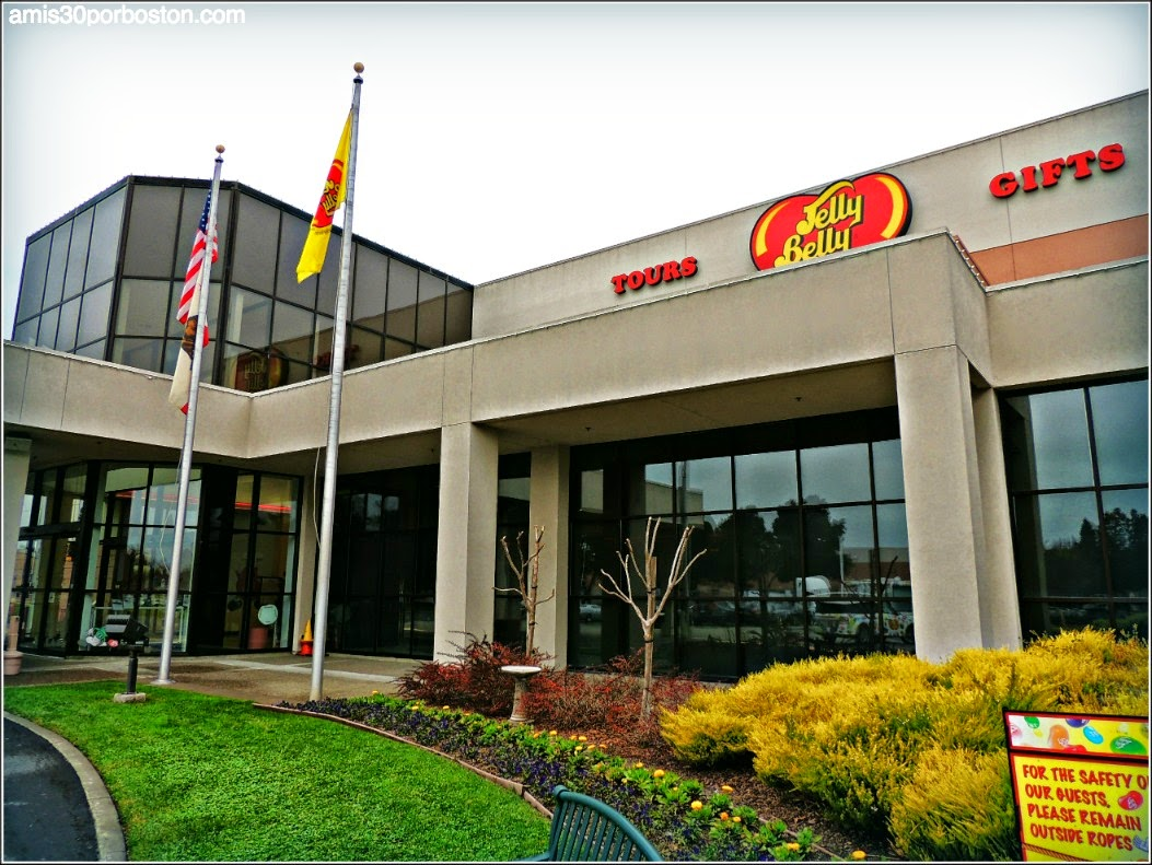 Jelly Belly: Tours