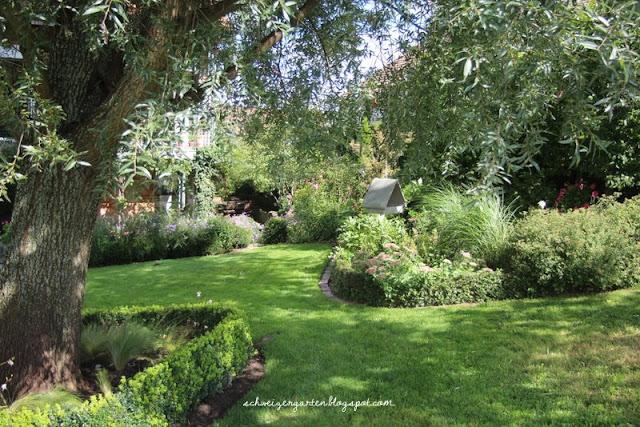 Ein Schweizer Garten: 2018